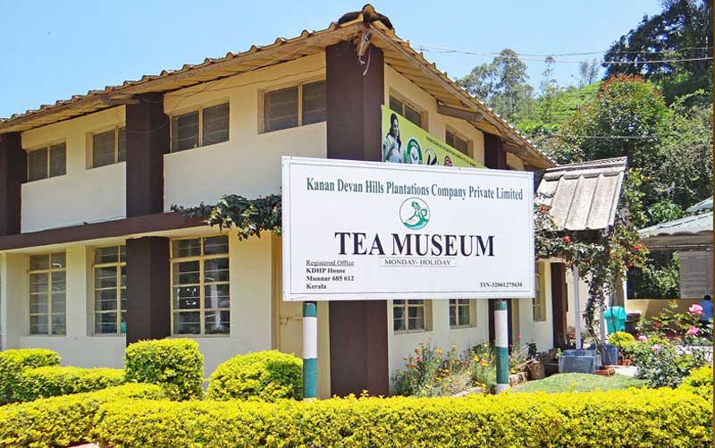 Visit the Tea Museum munnar