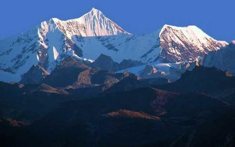 gorichen peak arunachal pradesh
