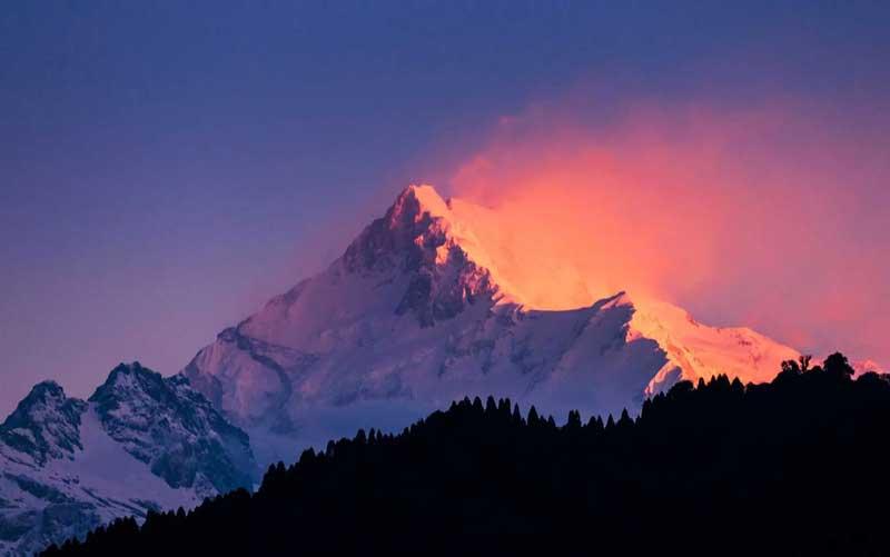 kanchenjunga sikkim