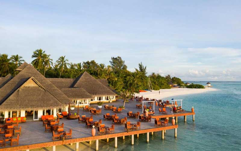 olhuveli beach resort & spa