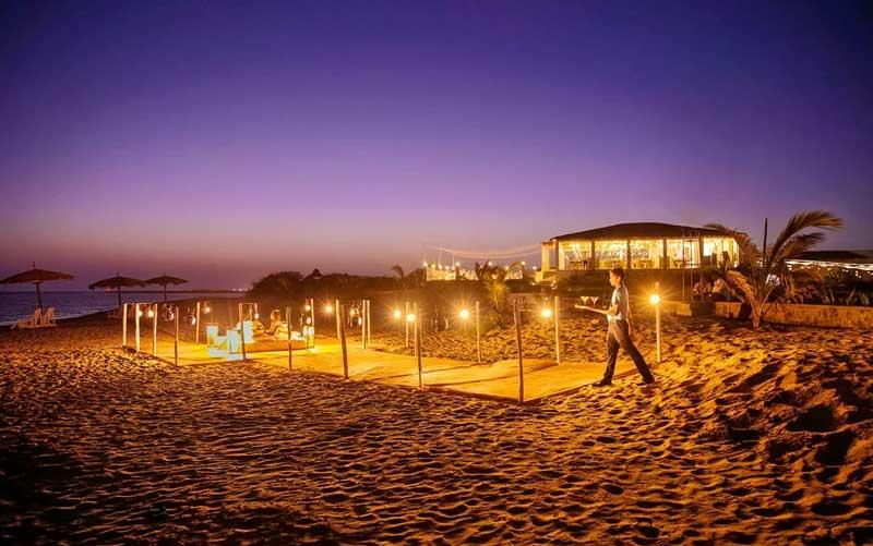 serena beach resort mandvi