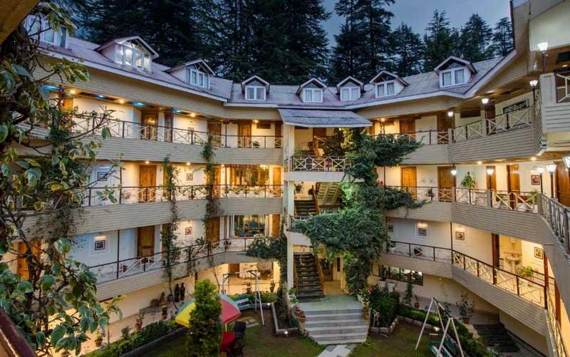 Snow Valley Resort Manali
