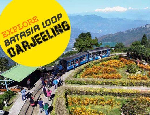 Explore Batasia Loop Darjeeling