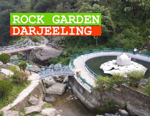 Things to Know About the Rock Garden Darjeeling