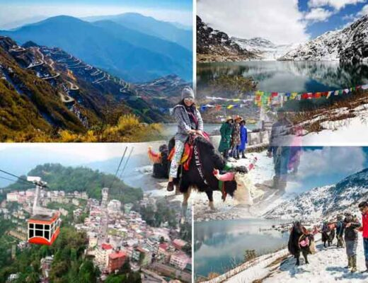 18 Best Places to Visit in Sikkim that Can Challenge Switzerland Topography