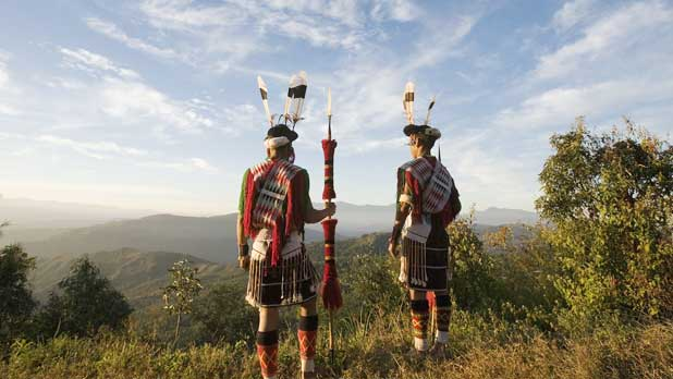 Nagaland & Manipur Tour Package