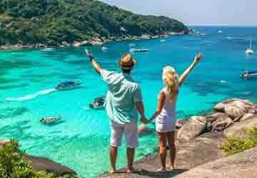 Bangkok Pattaya honeymoon package