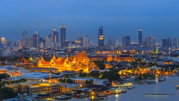 Thailand Tour Packages From Hyderabad