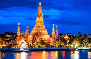 Bangkok Pattaya Honeymoon Packages