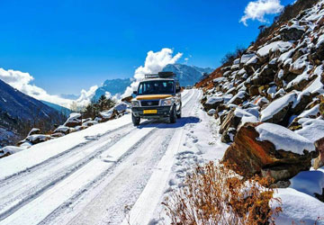 Glorious North Sikkim Tour