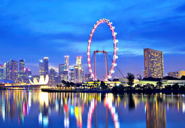 Luxury Holiday Singapore & Malaysia