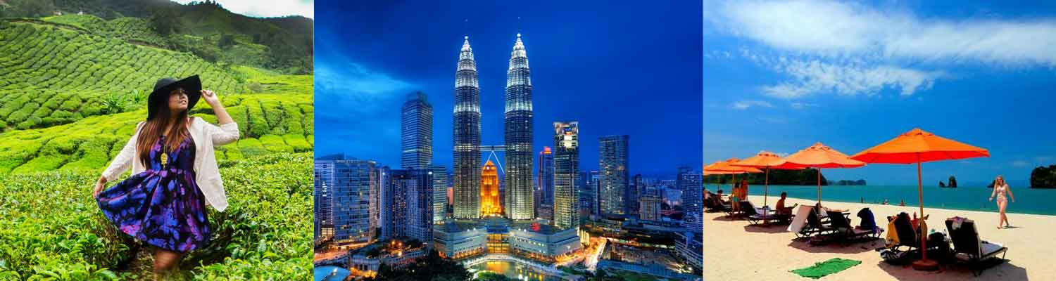 malaysiai honeymoon package