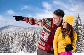 Manali Honeymoon Package with 2* Hotel