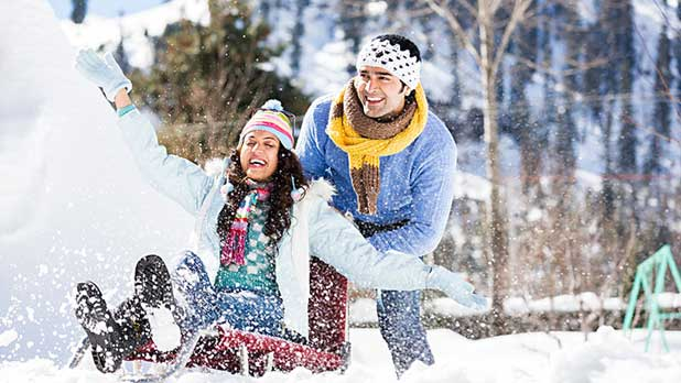 Himachal Honeymoon Package / 2*Hotels