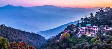 Charming Mussoorie with Haridwar & Rishikesh