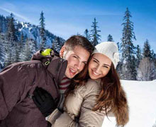 Scenic kashmir honeymoon package