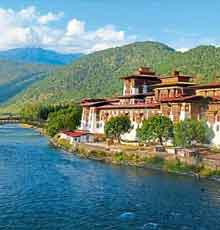 Discover Bhutan honeymoon package