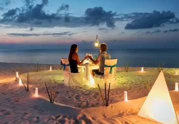 Romance in Bali with 3 Star Hotel