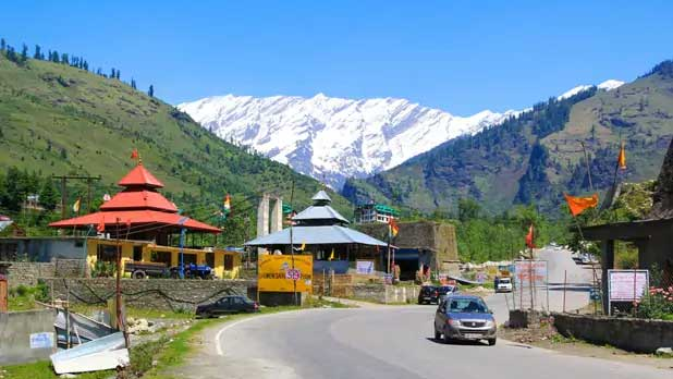 5N/6D Shimla Manali Tour Packages from Bangalore