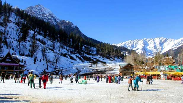 Shimla Manali Tour Packages from Kerala