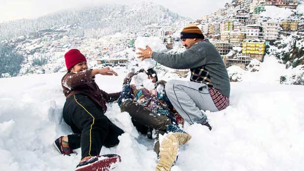 Charismatic 6n-7d Shimla Manali Tour Package from Delhi by Car