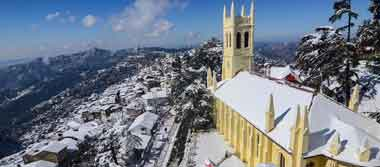 Shimla,Manali Honeymoon with Amritsar