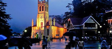 Himachal Shimla with Manali Honeymoon Package 2 * Hotels