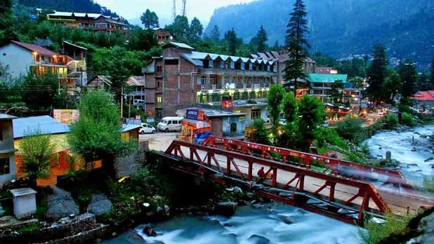 6 Nights/7 Days Shimla Manali Tour Package from Delhi