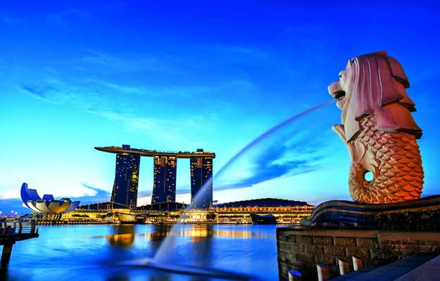 singapore tours package