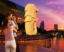 Appealing Malaysia & Singapore Honeymoon Tour