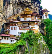 Gateway to Bhutan tour package