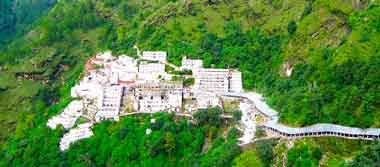 Kashmir Honeymoon Package with Vaishno Devi